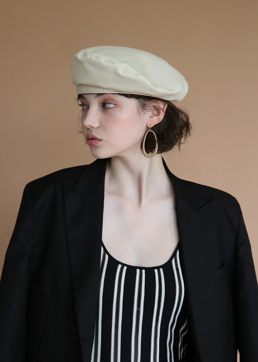 [sold out] joli-beret cream